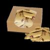 Ciastka orkiszowe z żurawiną BIO 250 g